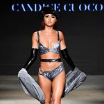 CANDICE CUOCO Launches New Swim Line at Miami Swim Week
